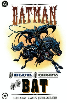 Batman: The Blue, the Grey and the Bat #1