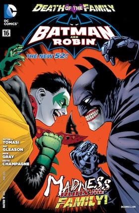 Batman and Robin (2011-) #16