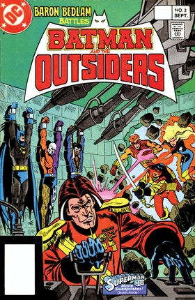 Batman and the Outsiders (1983-) #2
