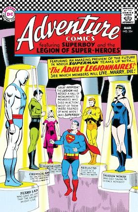 Adventure Comics (1938-) #354