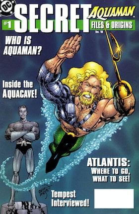 Aquaman Secret Files #1