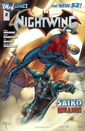Nightwing (2011-) #2
