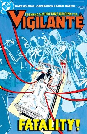 The Vigilante #6