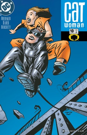 Catwoman (2001-) #10
