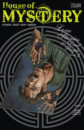House of Mystery (2008-) #8