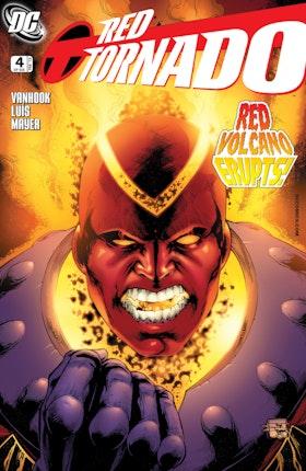 Red Tornado (2009-) #4