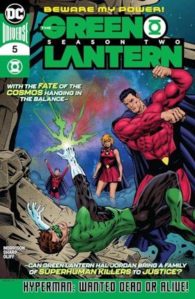 The Green Lantern Season Two #5