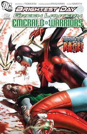 Green Lantern: Emerald Warriors #2