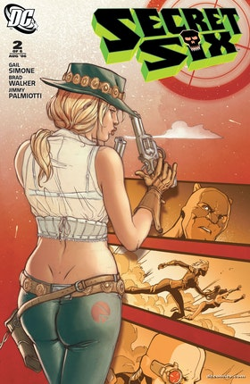 Secret Six (2006-) #2