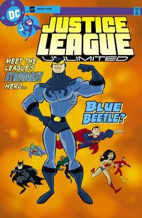 Justice League Unlimited #5