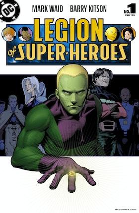 Legion of Super Heroes (2004-) #1