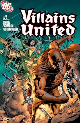 Villains United #4