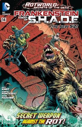 Frankenstein, Agent of SHADE #14