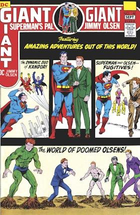 Superman's Pal, Jimmy Olsen #140