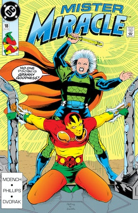 Mister Miracle (1988-) #18