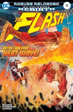 The Flash (2016-) #15