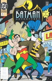 read the batman adventures 1992 1 on dc universe. Black Bedroom Furniture Sets. Home Design Ideas