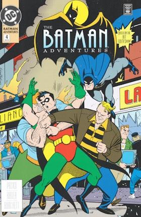 The Batman Adventures #4
