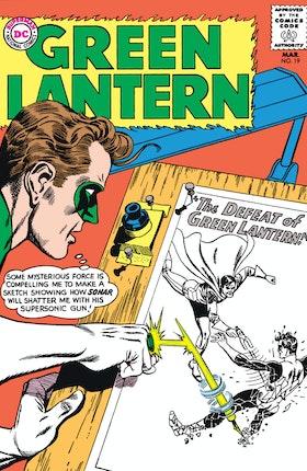 Green Lantern (1960-) #19