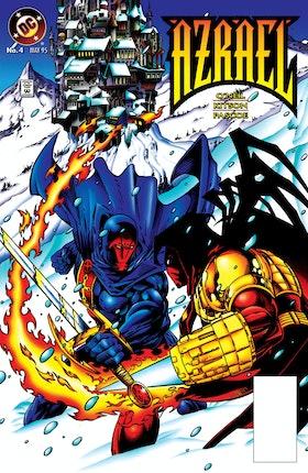 Azrael: Agent of the Bat #4
