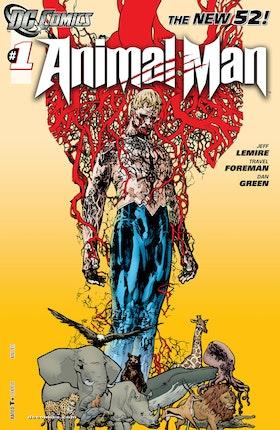 Animal Man (2011-) #1