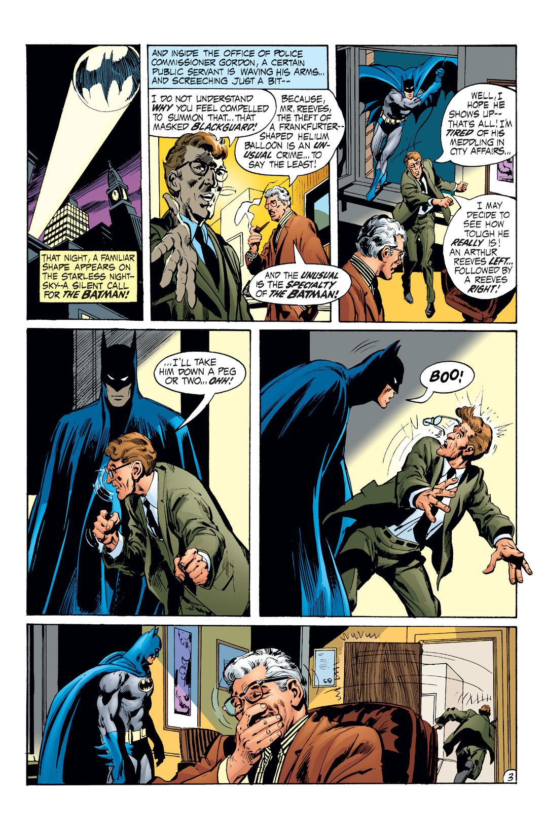 Read Batman (1940-) #234 on DC Universe