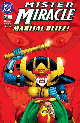 Mister Miracle (1996-) #5