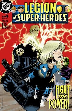 Legion of Super Heroes (2004-) #4