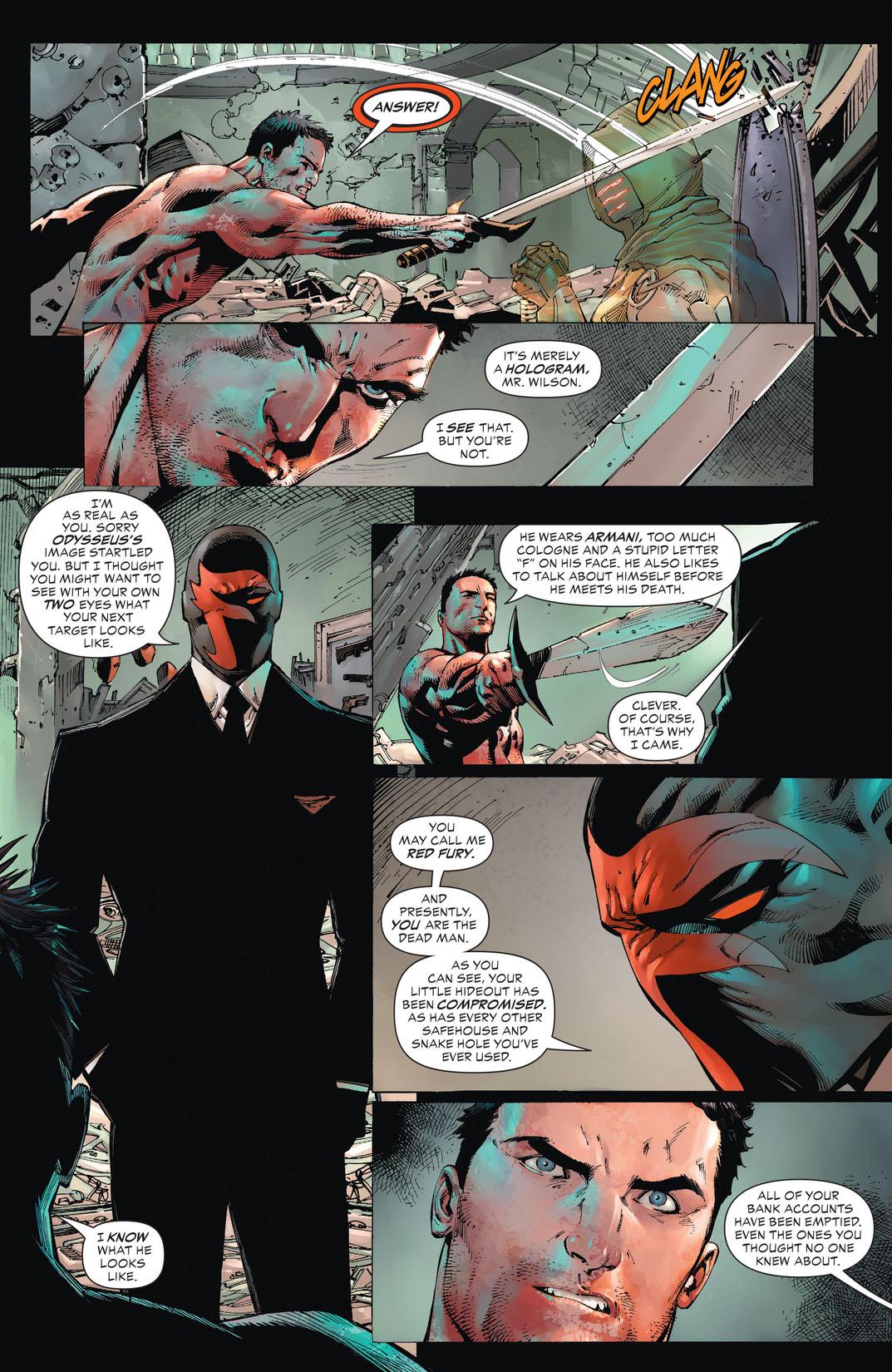 Read Deathstroke (2014-) #2 on DC Universe