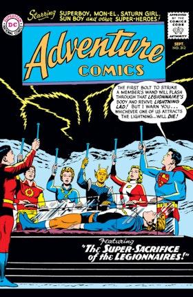 Adventure Comics (1938-) #312