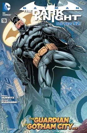 Batman: The Dark Knight (2011-) #19