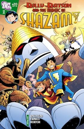 Billy Batson & the Magic of Shazam! #20