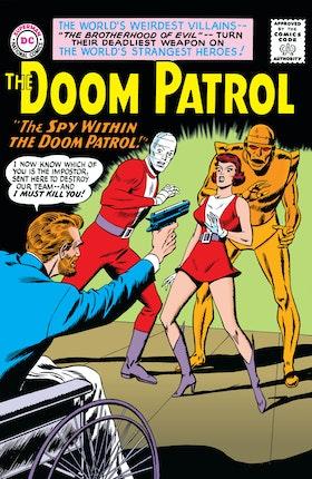 Doom Patrol (1964-) #90