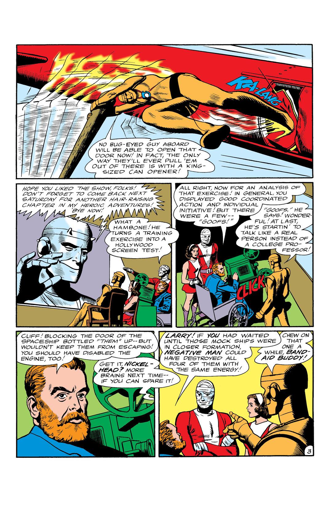 Read Doom Patrol (1964-) #97 on DC Universe