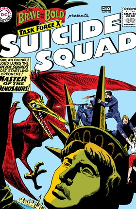 The Brave and the Bold (1955-) #38