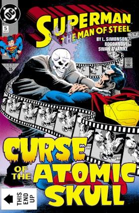 Superman: The Man of Steel #5