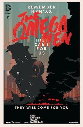 The Omega Men (2015-) #7
