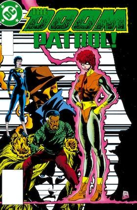 Doom Patrol (1987-) #4