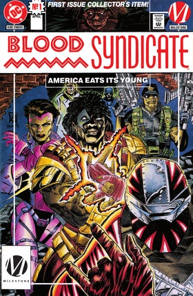 Blood Syndicate #1