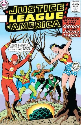 Justice League of America (1960-) #9