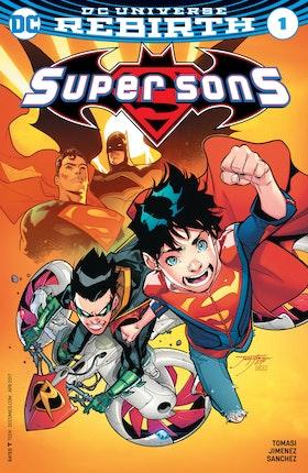 Super Sons (2017-) #1
