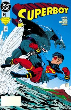 Superboy (1993-) #9