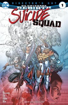 Suicide Squad #1 Director's Cut (2017-) #1