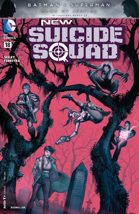 New Suicide Squad #18
