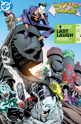 Joker: Last Laugh #3
