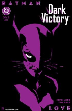 Batman: Dark Victory #5