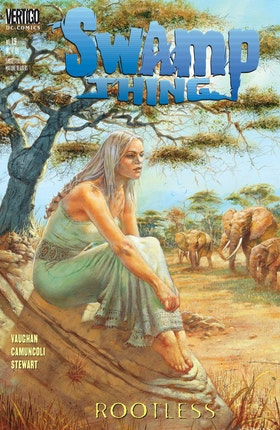 Swamp Thing (2000-) #19