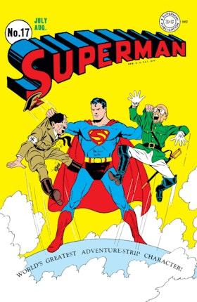 Superman (1939-1986) #17