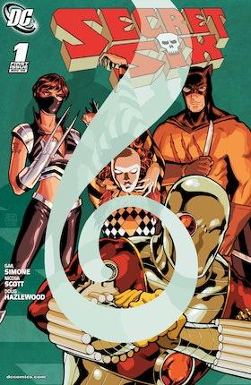 Secret Six (2008-) #1