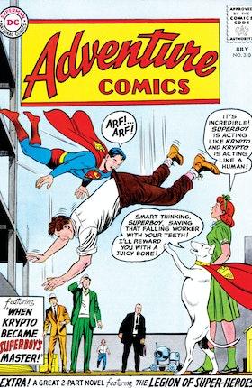 Adventure Comics (1938-) #310
